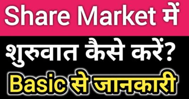 How To Start Investing In Stock Market For Beginners in Hindi 2021